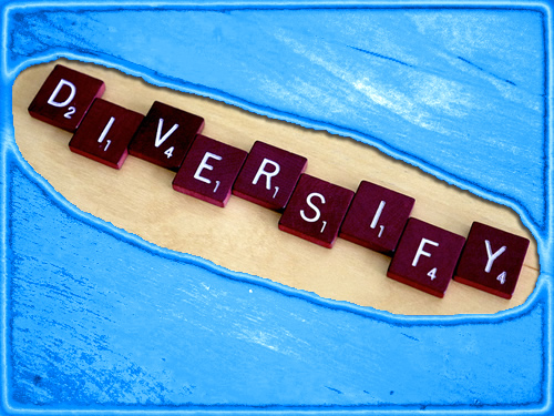 Diversification Strategy - credit:www.lendingmemo.com - CC BY-SA 2.0